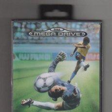 Videojuegos y Consolas: WORLD CUP ITALIA 90 MEGADRIVE . Lote 33817148