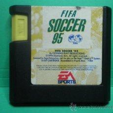 Videojuegos y Consolas: MEGADRIVE MEGA DRIVE GENESIS - FIFA SOCCER 95. Lote 34361945