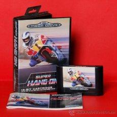 Videojuegos y Consolas: SUPER HANG ON VIDEOJUEGO PAL SEGA MEGADRIVE . Lote 34913932