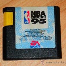 Videojuegos y Consolas: NBA LIVE 95 1994 SEGA MEGADRIVE GENESIS SYSTEM EA SPORTS VIDEOJUEGO VIDEO JUEGO. Lote 225394725