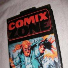 Videojuegos y Consolas: ANTIGUO JUEGO SEGA COMIX ZONE - NUEVO EN SU CAJA. Lote 37514858