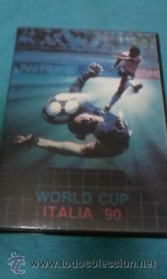 JUEGO MEGA DRIVE WORLD CUP ITALIA 90 - FUTBOL (Juguetes - Videojuegos y Consolas - Sega - MegaDrive)