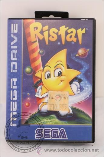 Juego De Cartucho Consola Sega Mega Drive R Comprar