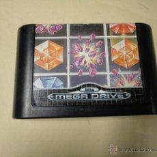 Video Games and Consoles - JUEGO ORIGINAL SEGA MEGA DRIVE COLUMNS - 41035597