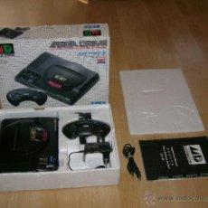 Videojuegos y Consolas: CONSOLA SEGA MEGADRIVE CON SU CAJA Y MANUALES MEGA DRIVE MULTISISTEMA PAL - JP - USA. Lote 42869633