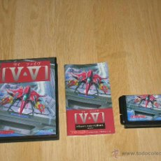 Videojuegos y Consolas: V V FIVE GRIND STORMER COMPLETO SEGA MEGADRIVE JP MEGA DRIVE TOAPLAN. Lote 42869727