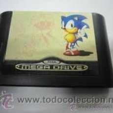 Videojuegos y Consolas: SONIC THE HEDGEHOG - MEGA DRIVE. Lote 43094576