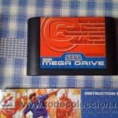 Videojuegos y Consolas: M6- 6 EN UNO - MEGA DRIVE. Lote 43094614