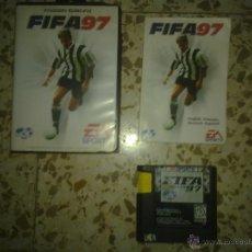 Videojuegos y Consolas: FIFA 97 , SEGA MEGA DRIVE MEGADRIVE. Lote 115097776