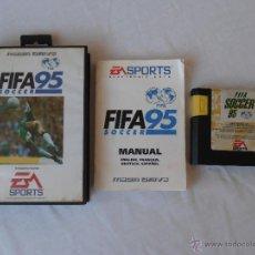 Videojuegos y Consolas: MEGADRIVE JUEGO FIFA 95 SEGA MEGA DRIVE. Lote 44636139