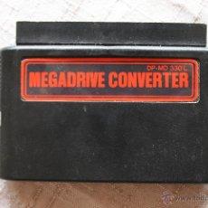Videojuegos y Consolas: MEGADRIVE CONVERTER GENESIS ADAPTADOR. Lote 45013279