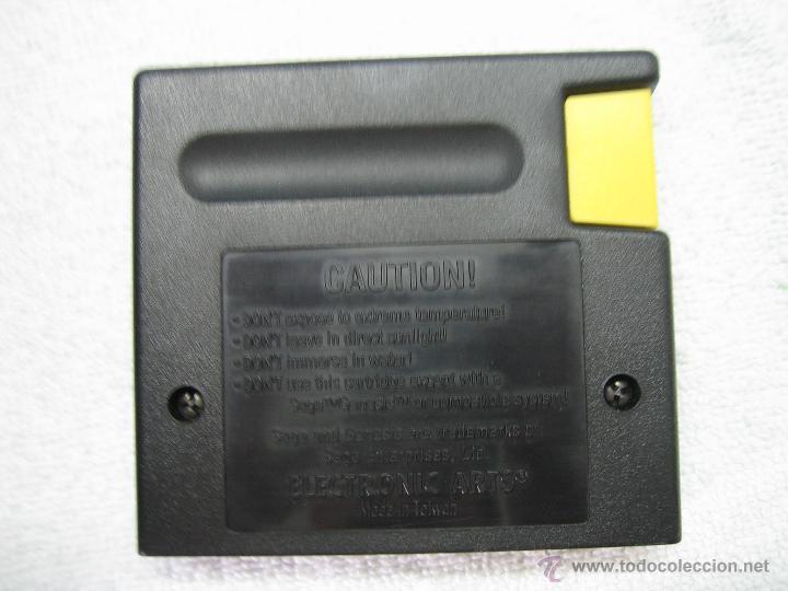 Videojuegos y Consolas: Juego para Sega MegaDrive - Foto 8 - 45438794