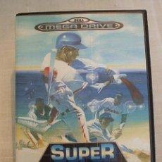 Videojuegos y Consolas: SUPER LEAGUE - SEGA MEGADRIVE - MEGA DRIVE - 16 BIT - COMPLETO. Lote 47278272