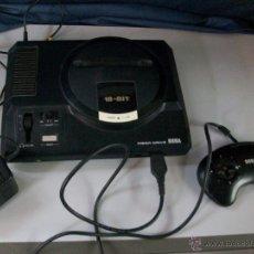 Videojuegos y Consolas: CONSOLA MEGADRIVE. Lote 48247120