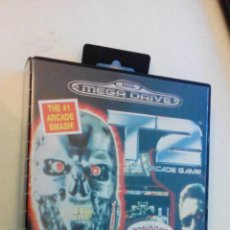 Videojuegos y Consolas: TERMINATOR 2 - TERMINATOR T2 - SEGA MEGADRIVE - 16 BIT. Lote 48367883