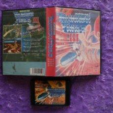 Videojuegos y Consolas: THUNDER FORCE 3 III SEGA MEGA DRIVE GENESIS JAP MEGADRIVE. Lote 49002871