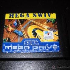 Videojuegos y Consolas: MEGA SWIV SEGA MEGADRIVE.. Lote 49719609