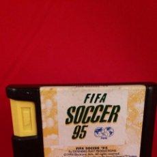 Videojuegos y Consolas: JUEGO MEGA DRIVE - FIFA SOCCER 95. Lote 181012602