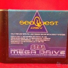Videojuegos y Consolas: JUEGO MEGA DRIVE - SEAQUEST DSV. Lote 50249664