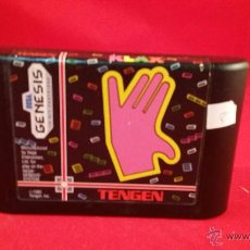 Videojuegos y Consolas: JUEGO MEGA DRIVE - KLAX - TENGEN. Lote 50318351