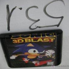 Videojuegos y Consolas: ANTIGUO JUEGO SEGA MEGADRIVE - SONIC 3D BLAST - ENVIO GRATIS A ESPAÑA . Lote 50799346
