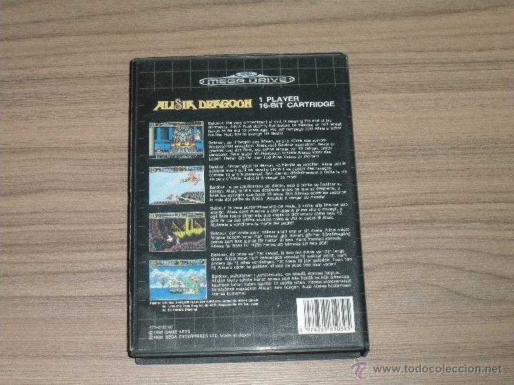 Videojuegos y Consolas: STRIDER Completo SEGA MEGADRIVE jp MEGA DRIVE como NUEVO - Foto 2 - 51347830