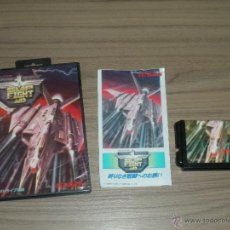 Videojuegos y Consolas: SLAP FIGHT JUEGO SEGA MEGADRIVE REPRO MEGA DRIVE TOAPLAN. Lote 51566652