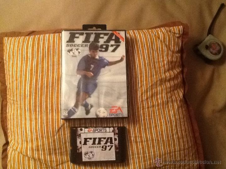 JUEGO FIFA 97 SOCCER (Juguetes - Videojuegos y Consolas - Sega - MegaDrive)