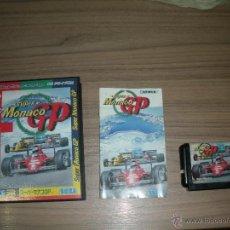 Videojuegos y Consolas: SUPER MONACO GP COMPLETO SEGA MEGADRIVE JP MEGA DRIVE. Lote 51962900