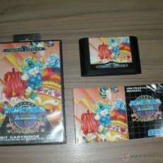 Videojuegos y Consolas: WONDER BOY III MONSTER LAND COMPLETO SEGA MEGADRIVE PAL ESPAÑA MEGA DRIVE. Lote 52543596