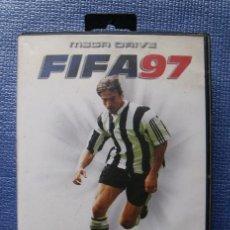Videojuegos y Consolas: JUEGO FIFA 97 - SEGA MEGA DRIVE. Lote 52698872