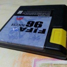 Videojuegos y Consolas: FIFA 96 - MEGADRIVE MEGA DRIVE. Lote 53289918