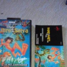 Videojuegos y Consolas: EL LIBRO DE LA SELVA. Lote 53370146