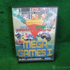 Video Games and Consoles - MEGA GAMES I - SEGA MEGADRIVE - MEGA DRIVE - 53680794