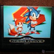 Videojuegos y Consolas: SONIC 2 SEGA MEGA DRIVE PAL. Lote 144705412