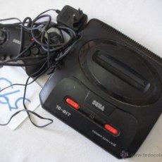 Videojuegos y Consolas: CONSOLA SEGA MEGADRIVE II. Lote 54620258