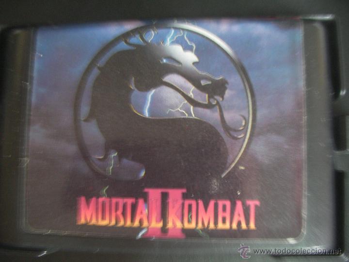 ANTIGUO JUEGO MORTAL KOMBAT II (Juguetes - Videojuegos y Consolas - Sega - MegaDrive)
