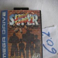 Videojuegos y Consolas: ANTIGUO JUEGO SUPER STREET FIGHTER II. Lote 56075505
