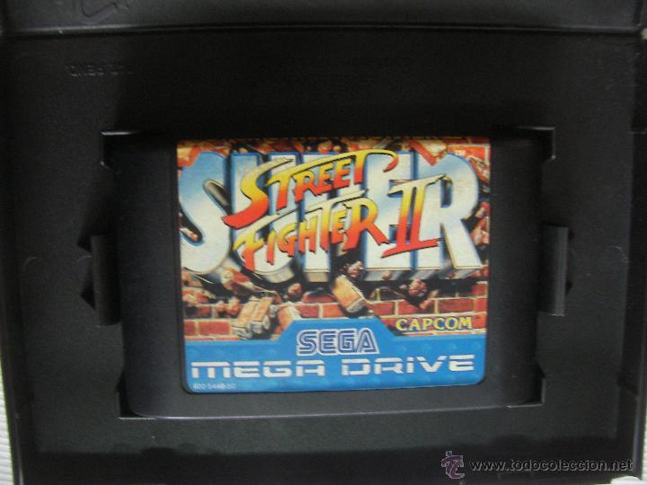 Videojuegos y Consolas: ANTIGUO JUEGO SUPER STREET FIGHTER II - Foto 2 - 56075505