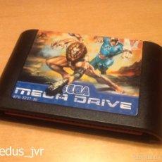 Videojuegos y Consolas: ETERNAL CHAMPIONS JUEGO PARA SEGA MEGADRIVE MEGA DRIVE PAL CARTUCHO. Lote 56706552