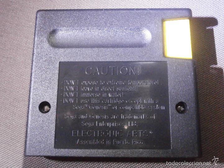 Videojuegos y Consolas: Juego para Consola -Sega Megadrive - Fifa Soccer 95 - Ea Sports - - Foto 2 - 56749211