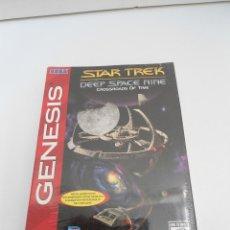 Videojuegos y Consolas: STAR TREK - DEEP SPACE NINE - CROSSROADS OF TIME - SEGA GENESIS (USA) - NUEVO Y PRECINTADO. Lote 56611339