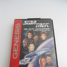 Videojuegos y Consolas: STAR TREK - THE NEXT GENERATION - ECHOES FROM THE PAST - GENESIS (USA) - SEGA. Lote 56606196