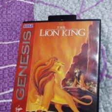 Videojuegos y Consolas: GENESIS LION. Lote 57113217