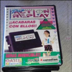 Videojuegos y Consolas: ACTION REPLAY - PRO ACTION REPLAY -MEGADRIVE. Lote 53369013