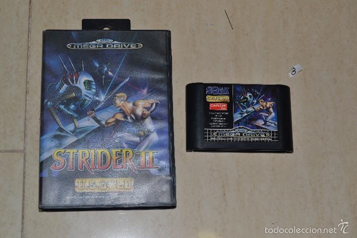 STRIDER 2 SEGA MEGADRIVE (Juguetes - Videojuegos y Consolas - Sega - MegaDrive)