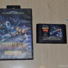 Videojuegos y Consolas: STRIDER 2 SEGA MEGADRIVE. Lote 61102631