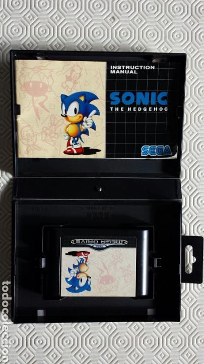 Videojuegos y Consolas: Juego Sonic Sega Megadrive. - Foto 2 - 62181604