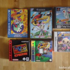 Video Games and Consoles - JUEGO SEGA MEGA DRIVE NINTENDO DS GAMECUBE GAME BOY MEGA BOMBERMAN POCKET GENERATION FANTASY RACE - 60829287