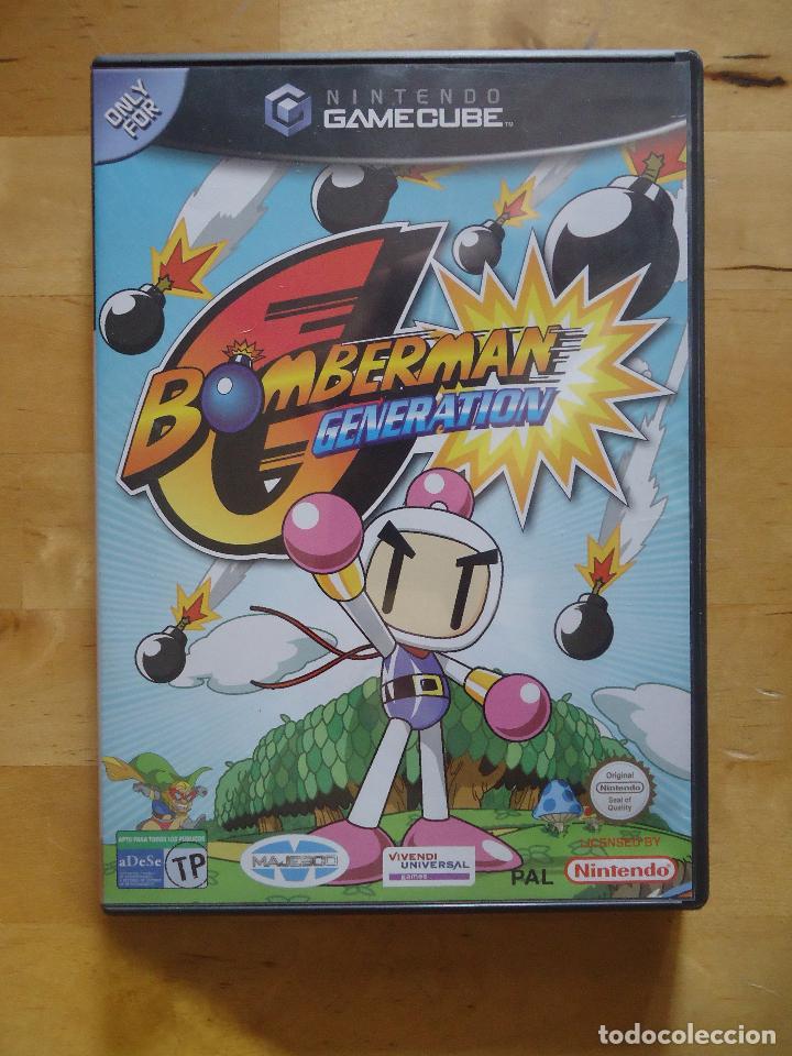 Videojuegos y Consolas: JUEGO SEGA MEGA DRIVE NINTENDO DS GAMECUBE GAME BOY MEGA BOMBERMAN POCKET GENERATION FANTASY RACE - Foto 2 - 60829287